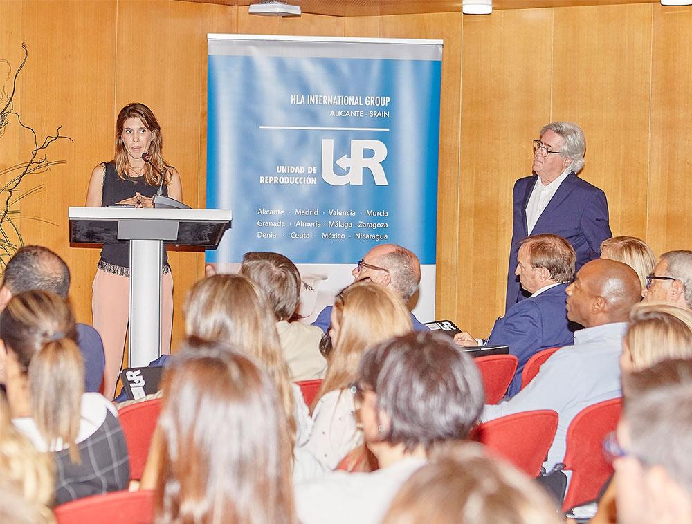 La labor de los profesionales de Enfermería del Grupo UR Internacional es clave para cumplir el sueño de ser madre