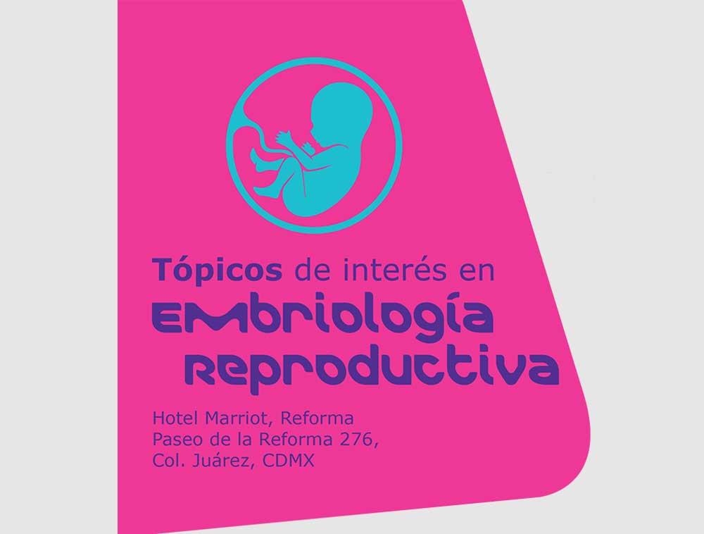 Taller Tópicos de interés en Embriología Reproductiva