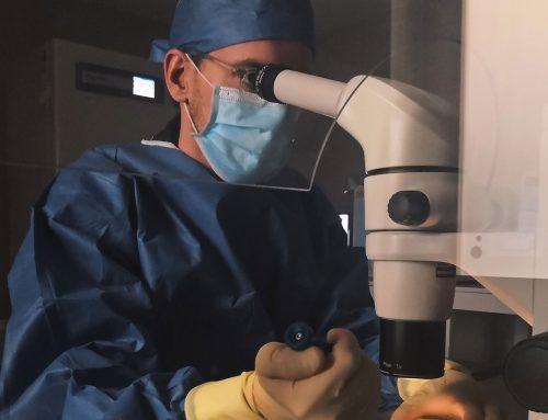 Crecer como embriólogo en la UR Ciudad de México: la oportunidad y reto profesional de Andrés Avilés