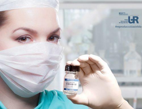 Vacunas COVID-19, reproducción asistida y embarazo
