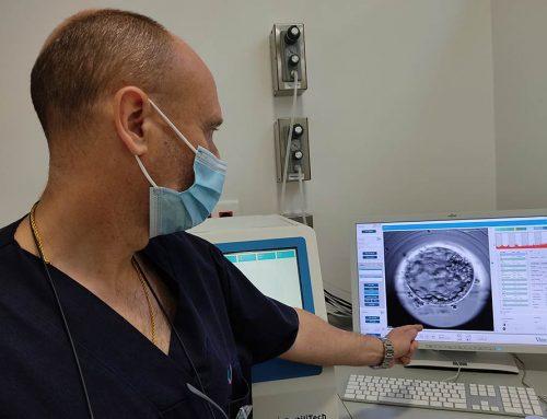 El éxito de la alta precisión tecnológica del laboratorio de reproducción asistida